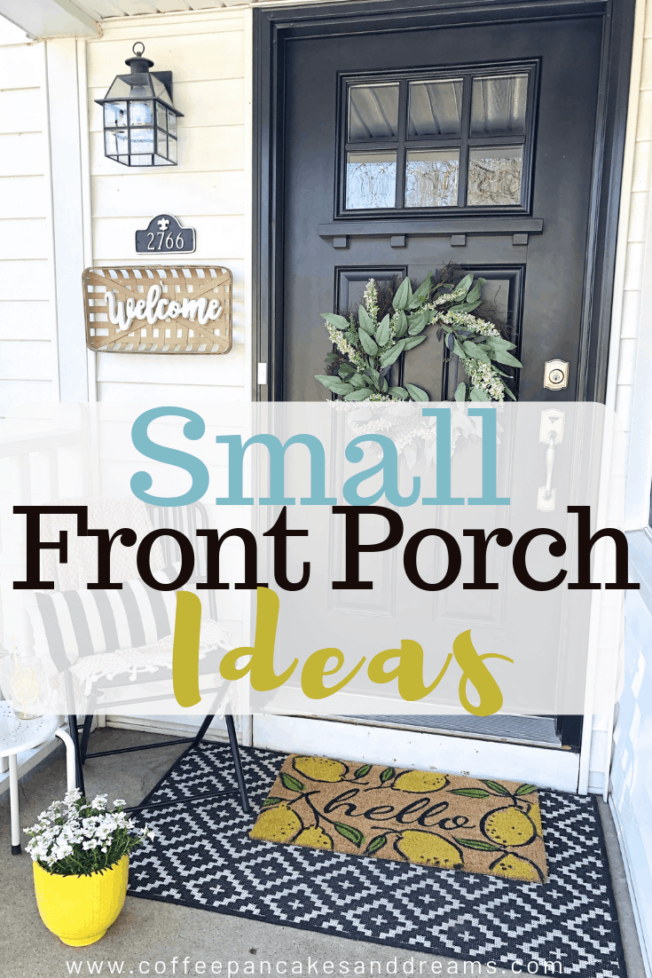 Small Front Porch Decor: 11 Budget Friendly Decorating Ideas